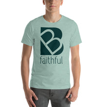 Load image into Gallery viewer, Be Faithful Short-Sleeve Unisex T-Shirt For Men-T-shirt-PureDesignTees