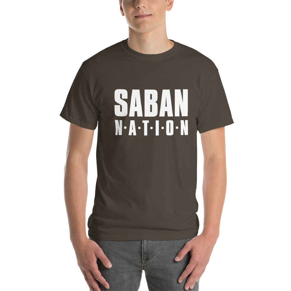 Saban Nation Short-Sleeve T-Shirt-t-shirt-PureDesignTees