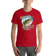 Load image into Gallery viewer, Follow Me and I Will Make You Fishers of Men Short-Sleeve Unisex T-Shirt-T-shirt-PureDesignTees