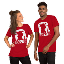 Load image into Gallery viewer, Trump 2020 Short-Sleeve Unisex T-Shirt-T-shirt-PureDesignTees