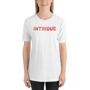 Watercolor Intrigue Short-Sleeve Unisex T-Shirt-T-shirt-PureDesignTees