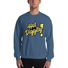 Load image into Gallery viewer, Hot Diggity! Sweatshirt-Sweatshirt-PureDesignTees