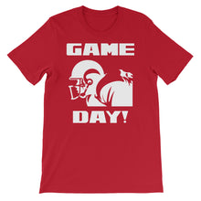 Load image into Gallery viewer, Game Day! Short-Sleeve Unisex T-Shirt-T-Shirt-PureDesignTees