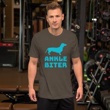 Load image into Gallery viewer, Ankle Biter Short-Sleeve Unisex T-Shirt-t-shirt-PureDesignTees