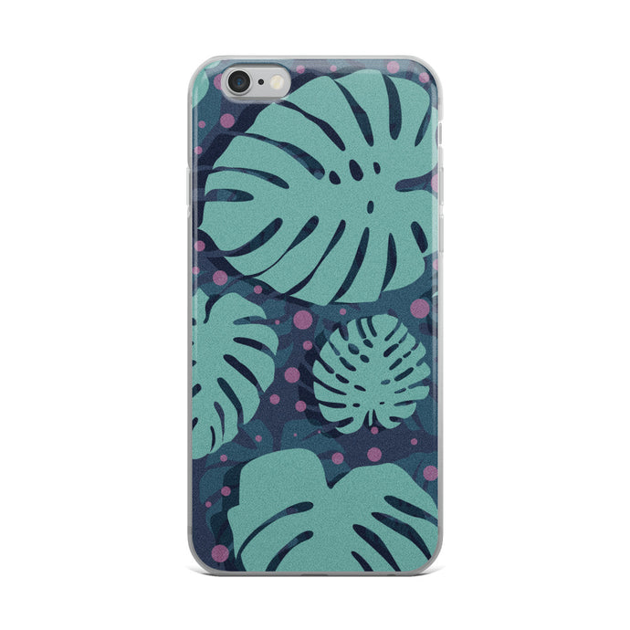 Floral iPhone Case-phone case-PureDesignTees