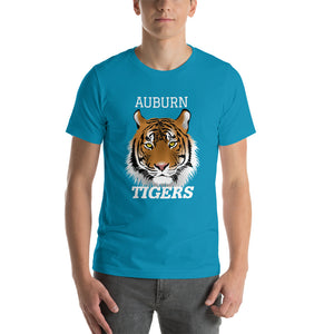 Tigers Customizable Short-Sleeve Unisex T-Shirt-T-shirt-PureDesignTees