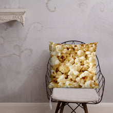 Load image into Gallery viewer, Popcorn Texture Premium Pillow-Throw Pillow-PureDesignTees