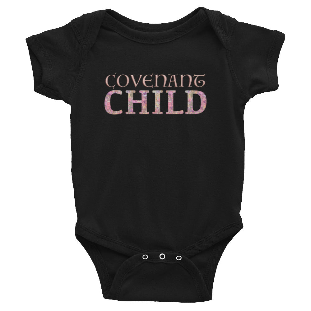 Covenant Child Infant Bodysuit-Infant Bodysuit Onesie-PureDesignTees