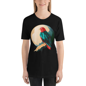 Eagle Short-Sleeve Unisex T-Shirt For Women-T-Shirt-PureDesignTees