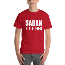 Load image into Gallery viewer, Saban Nation Short-Sleeve T-Shirt-t-shirt-PureDesignTees