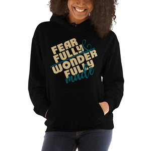 Fearfully and Wonderfully Made Hooded Sweatshirt