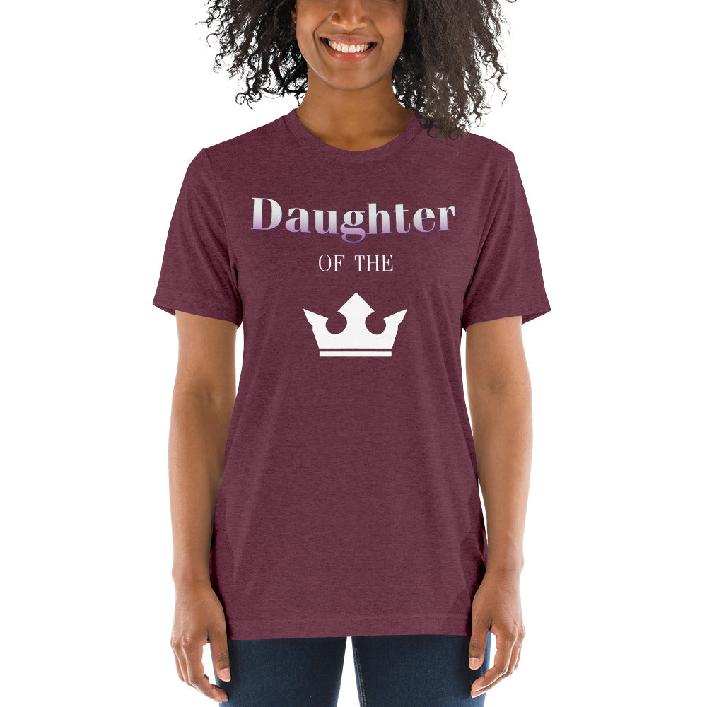 Daughter of the King Short sleeve t-shirt