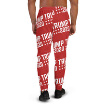Load image into Gallery viewer, Trump 2020 Pattern Men's Joggers-joggers-PureDesignTees