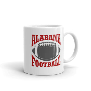 Alabama Football Mug-Mug-PureDesignTees