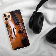 Load image into Gallery viewer, Violin iPhone Case-PureDesignTees