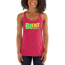 Load image into Gallery viewer, Blexit Women's Racerback Tank-Tank Top-PureDesignTees