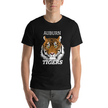 Load image into Gallery viewer, Tigers Customizable Short-Sleeve Unisex T-Shirt-T-shirt-PureDesignTees