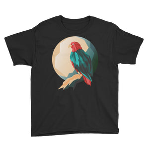 Eagle Youth Short Sleeve T-Shirt-T-Shirt-PureDesignTees