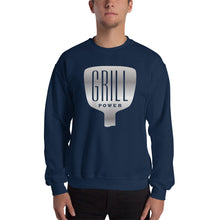 Load image into Gallery viewer, Grill Power Sweatshirt, Sweatshirt - PureDesignTees