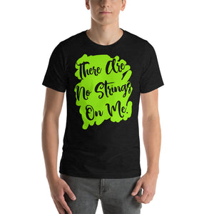 There Are No Strings On Me Short-Sleeve Unisex T-Shirt-T-Shirt-PureDesignTees