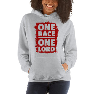 One Race One Lord Hooded Sweatshirt