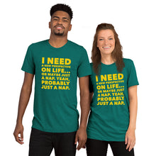 Load image into Gallery viewer, I Need a New Perspective Tri-blend Short sleeve t-shirt-tri-blend t-shirt-PureDesignTees