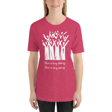 Load image into Gallery viewer, Choir This is My Story This is My Song Short-Sleeve Unisex T-Shirt