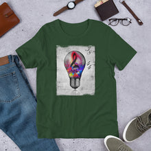 Load image into Gallery viewer, Musical Ideas Short-Sleeve Unisex T-Shirt-t-shirt-PureDesignTees