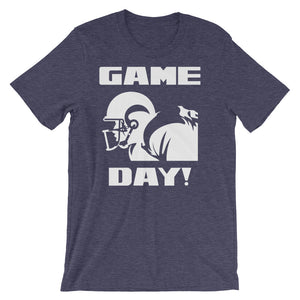 Game Day! Short-Sleeve Unisex T-Shirt-T-Shirt-PureDesignTees