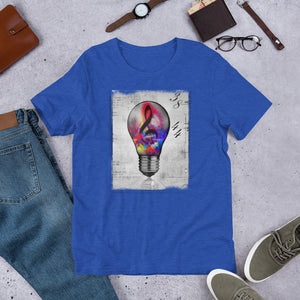 Musical Ideas Short-Sleeve Unisex T-Shirt-t-shirt-PureDesignTees