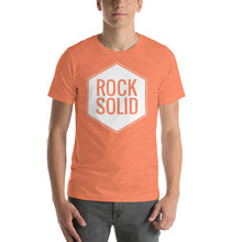 Load image into Gallery viewer, Rock Solid Short-Sleeve Unisex T-Shirt-T-shirt-PureDesignTees