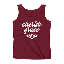 Load image into Gallery viewer, Cherish Grace Ladies' Tank-Tank Top-PureDesignTees