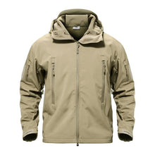 Load image into Gallery viewer, Shark Skin Military Tactical Softshell Waterproof Hoody
