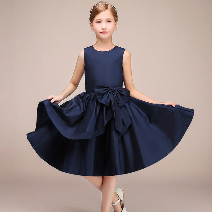 Flower Girl/Daddy Daughter Prom Dance Dress-dress-PureDesignTees