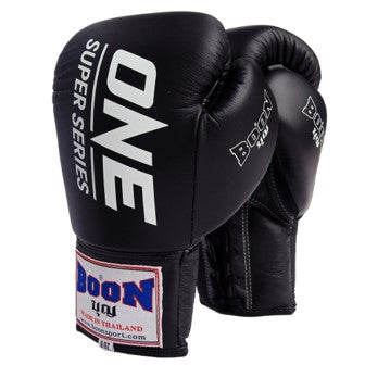 BOON® ONE Super Series Gloves in action again!