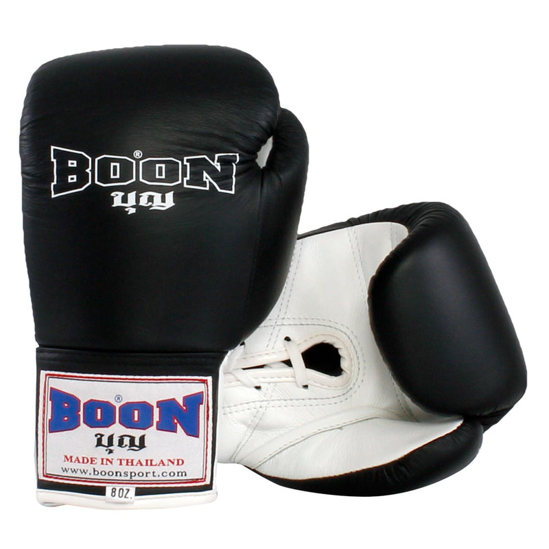 BGPBK Competition Gloves Black & White
