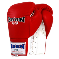 BGPRD Competition Gloves Red & White
