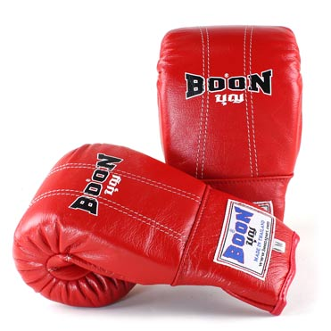 BGR Bag Gloves Red