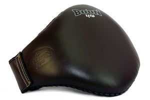 BPV1 Belly Pad Velcro (Single Piece Leather)