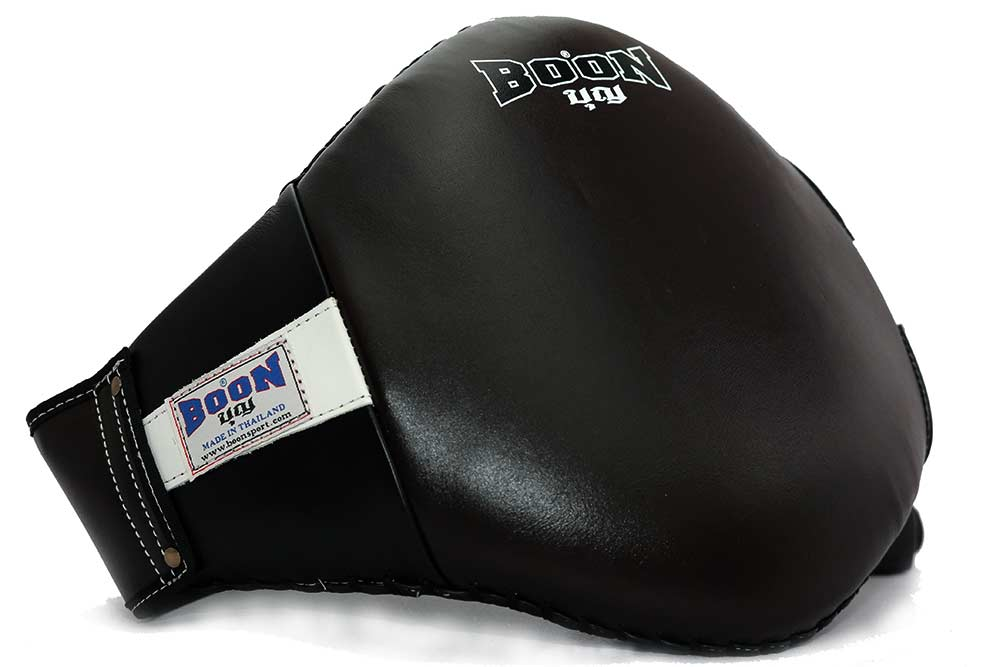 BPV2 Belly Pad Velcro (Joined Leather)