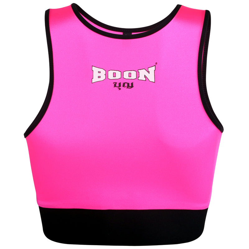 Hot Pink Fight Top FTHP