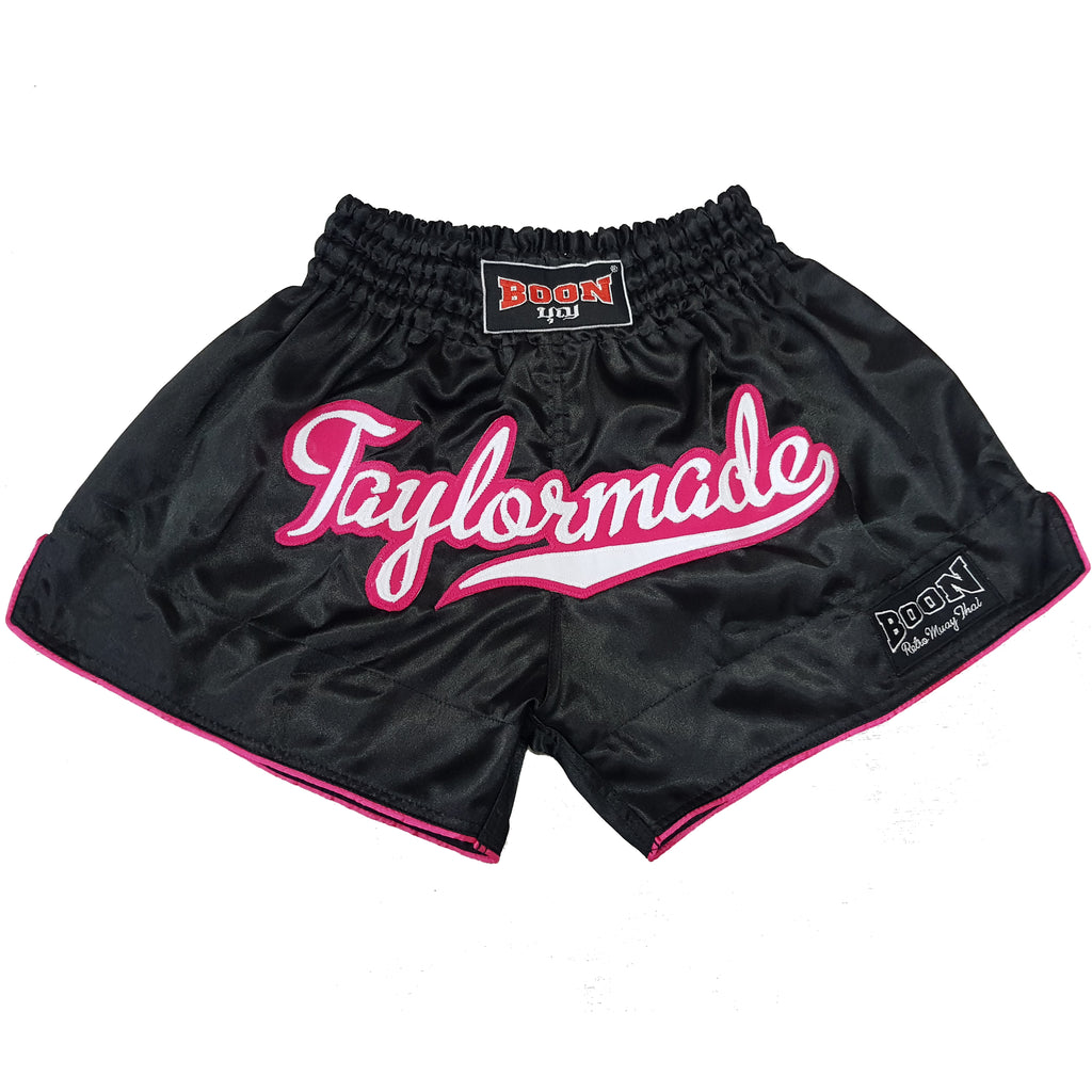 Custom Retro Muay Thai Shorts
