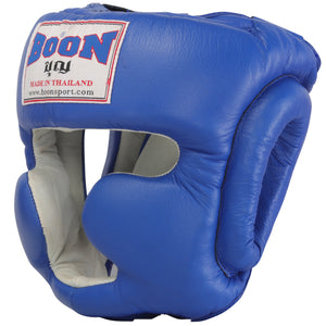 HGSBL Sparring Headgear Blue