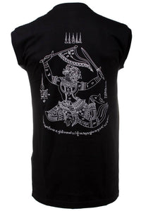 STH Sleeveless T-Shirt Hanuman