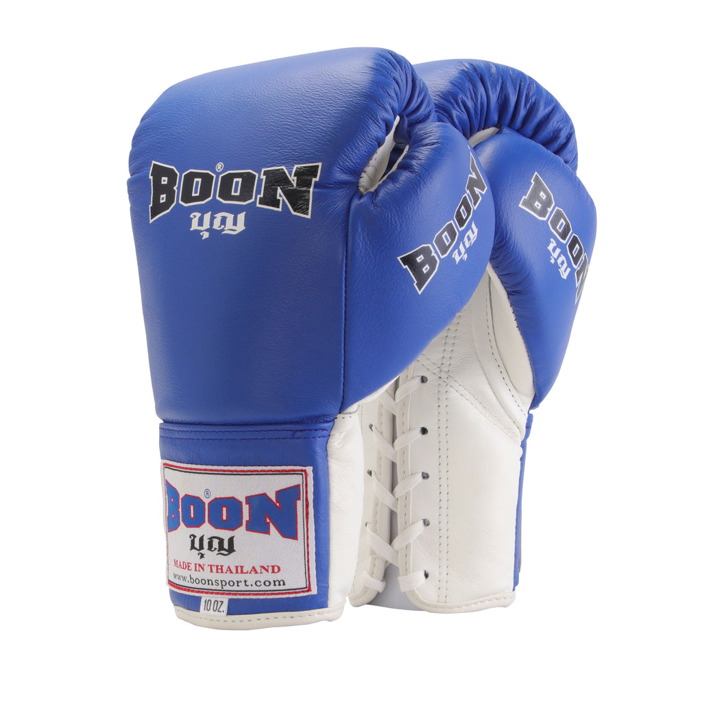 BGPBL Competition Gloves Blue & White