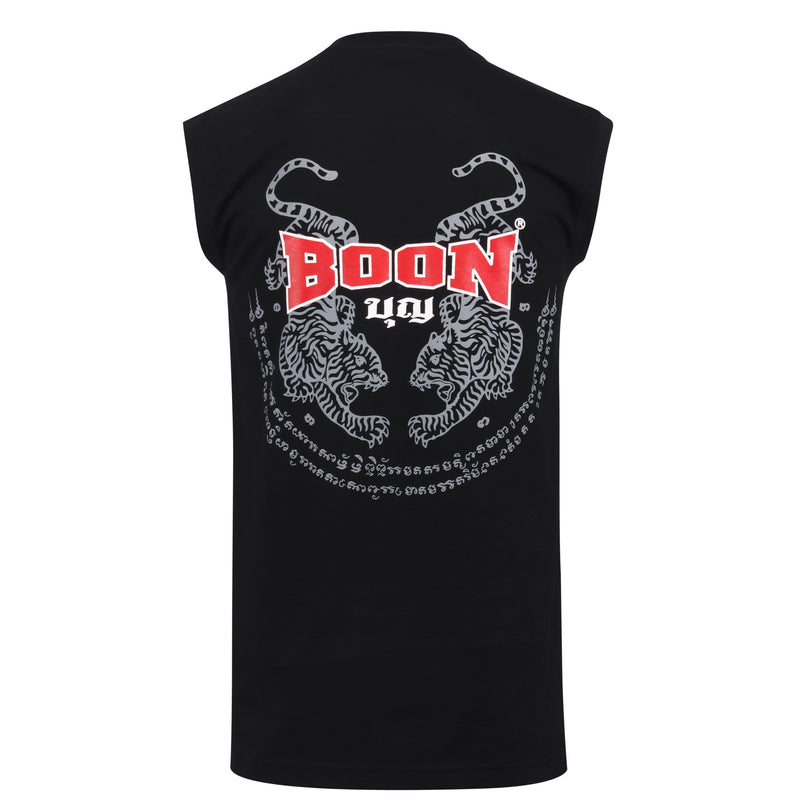 STT Sleeveless T-Shirt Tiger
