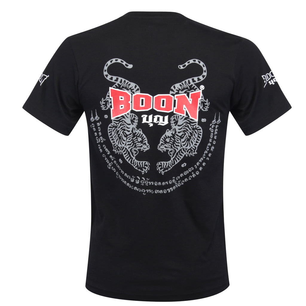 TST T-Shirt Tiger Black