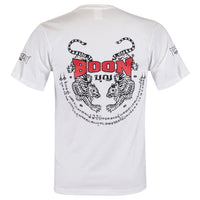 TSTW T-Shirt Tiger White