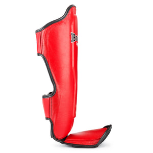 SPR Shin Guards Red