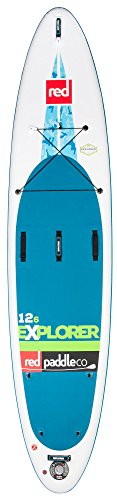 "2017 Red Paddle Co 12'6"" x 32"" Explorer Inflatable SUP"